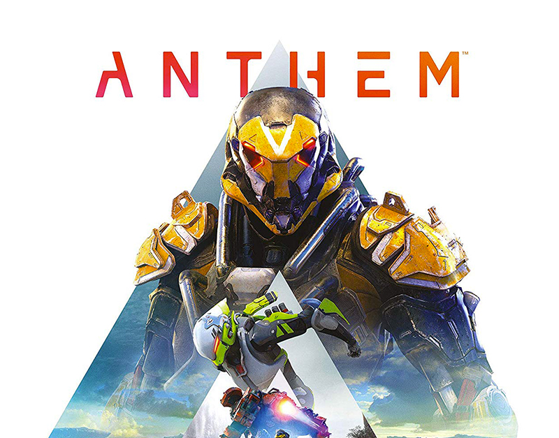 Anthem (Xbox One), This Is Ur Game, thisisurgame.com