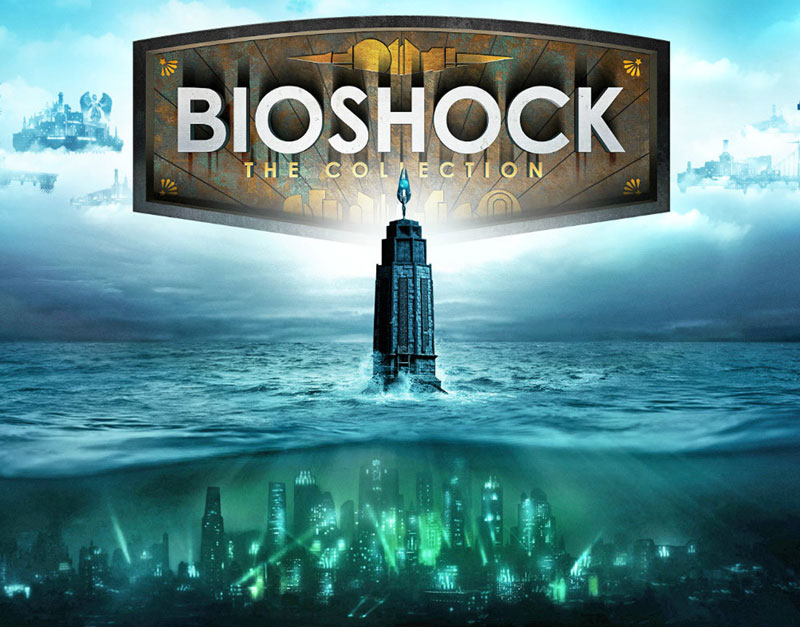 BioShock: The Collection (Xbox One), This Is Ur Game, thisisurgame.com
