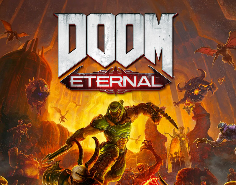 DOOM Eternal Standard Edition (Xbox One), This Is Ur Game, thisisurgame.com
