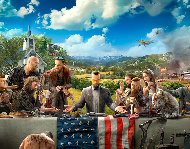 Far Cry 5 - Gold Edition (Xbox One), This Is Ur Game, thisisurgame.com