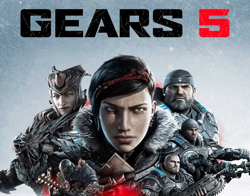 Gears 5 (Xbox One), This Is Ur Game, thisisurgame.com