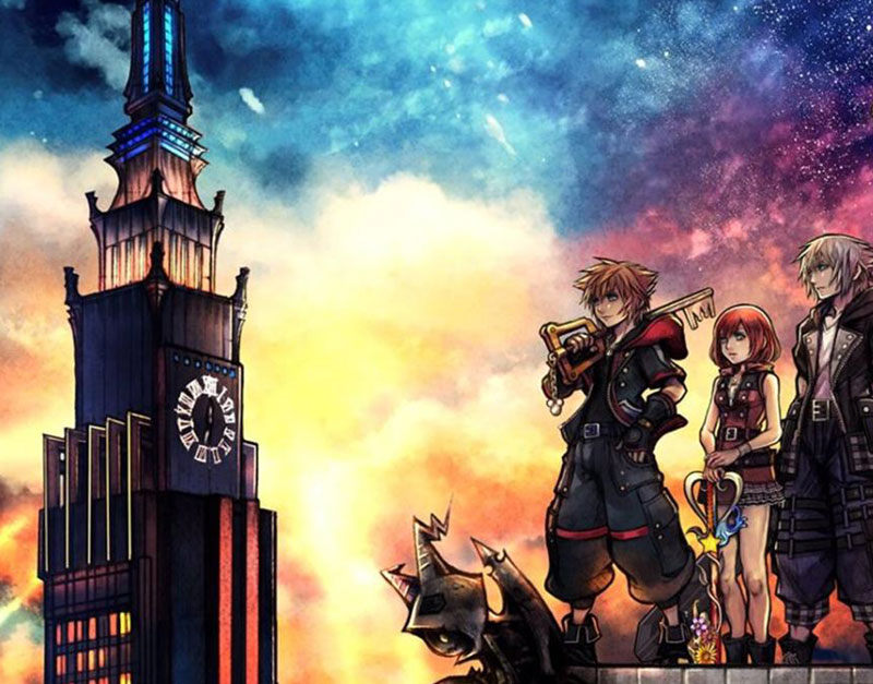 Kingdom Hearts 3 (Xbox One), This Is Ur Game, thisisurgame.com