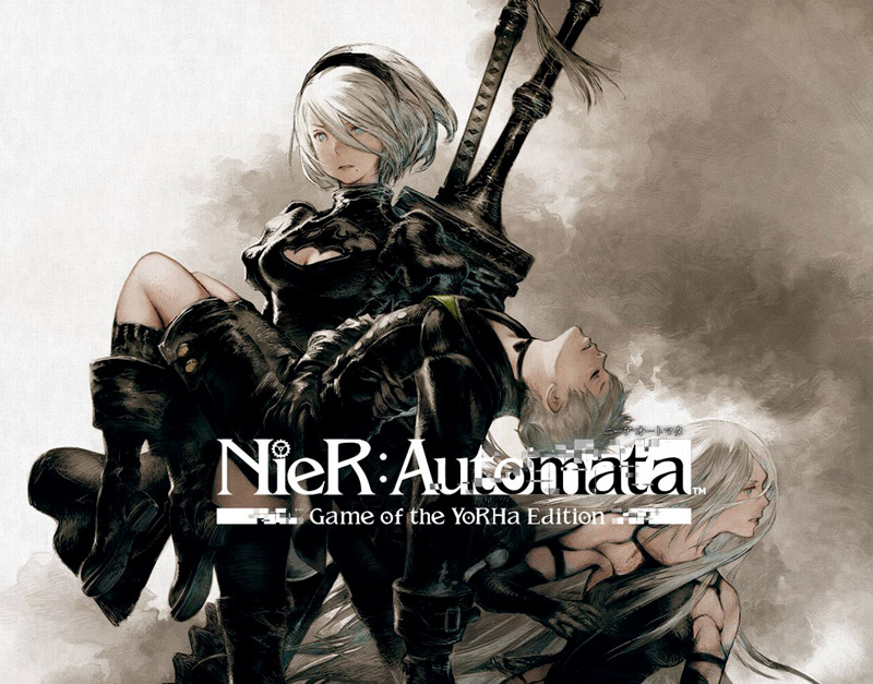 NieR:Automata Become As Gods Edition (Xbox One), This Is Ur Game, thisisurgame.com