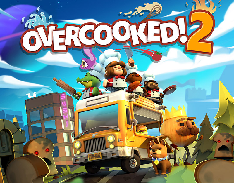 Overcooked! 2 (Nintendo), This Is Ur Game, thisisurgame.com
