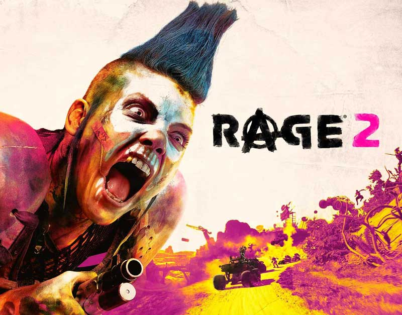 Rage 2 (Xbox One), This Is Ur Game, thisisurgame.com