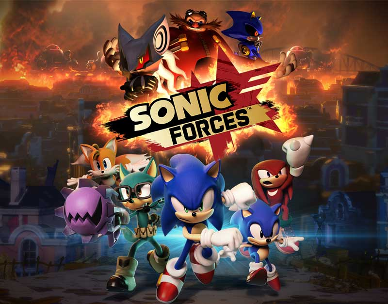 SONIC FORCES™ Digital Standard Edition (Xbox Game EU), This Is Ur Game, thisisurgame.com