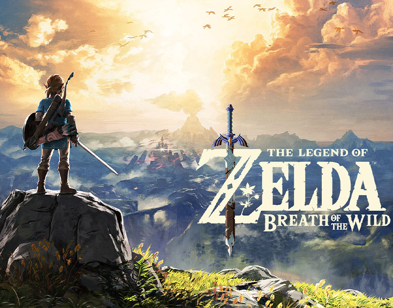 The Legend of Zelda: Breath of the Wild (Nintendo), This Is Ur Game, thisisurgame.com