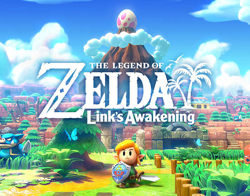 The Legend of Zelda: Link's Awakening (Nintendo), This Is Ur Game, thisisurgame.com