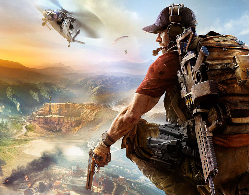 Tom Clancy's Ghost Recon Wildlands - Deluxe Edition (Xbox One), This Is Ur Game, thisisurgame.com