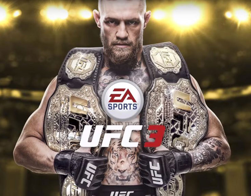 UFC 3 - Deluxe Edition (Xbox One), This Is Ur Game, thisisurgame.com